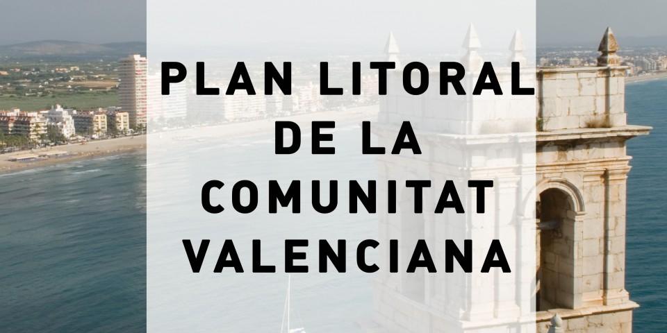 Plan del litoral de la Comunitat Valenciana_2016_2017