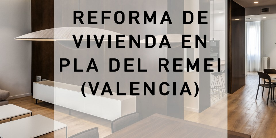 Vivienda en el Pla del Remei Valencia_2017_2018