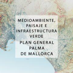 Medioambiente, paisaje e infraestructura verde Plan General de Palma de Mallorca