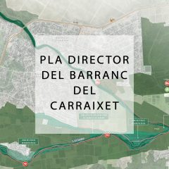 PLA DIRECTOR DEL BARRANC DEL CARRAIXET VALENCIA 2018_2020