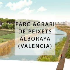 Parc Agrari de Peixets en Alboraya (Valencia)