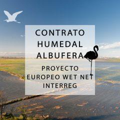 Proyecto Wet-Net Albufera de Valencia