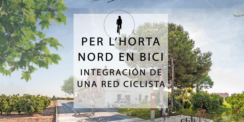 Plan Estratégico de movilidad ciclista HORTA NORD «Per l'Horta Nord en Bici»