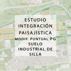 Estudio de Integración Paisajística para la Modificación Puntual del Plan General de Silla (Valencia) referente al suelo industrial_2019